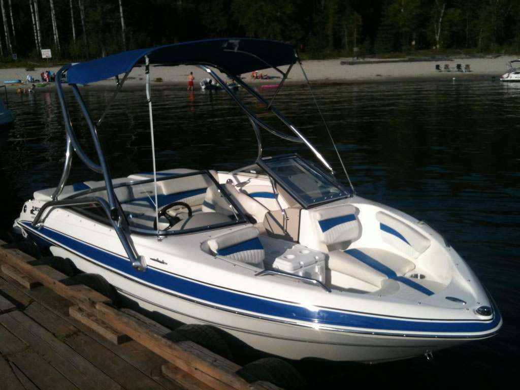 Magna Bay Adventure Sports - The best ski boat, pontoon boat, and sea-doo rentals on the Shuswap!